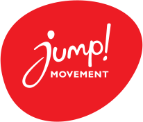 Logo Jump Movement